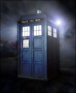 Photo of Dr. Who